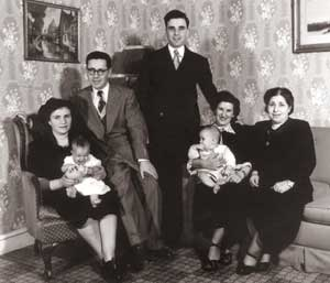 Diamond and Schuster Family 1948